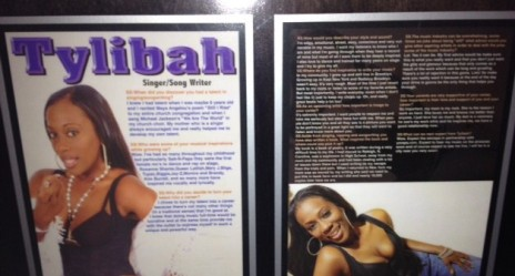 Tylibah's Special Feature in Straight Stuntin Magazine!