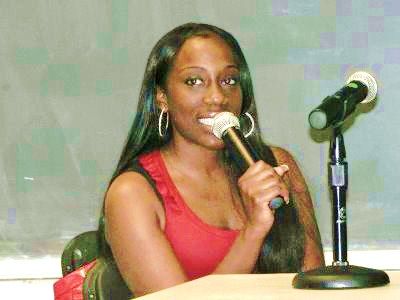 Tylibah Joins the Panel of the Young Woman's Empowerment Summitt
