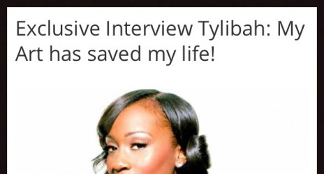 "Popping Cherry Publications Sits down with TYLIBAH for a candid Interview: ""My Art Saved my Life"""