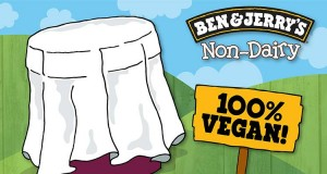 Ben&Jerry's Creates Vegan Ice Cream!