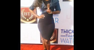 "TYLIBAH Attends Premiere of ""Thicker Than Water"" Airing on Bravo In Atlanta GA"